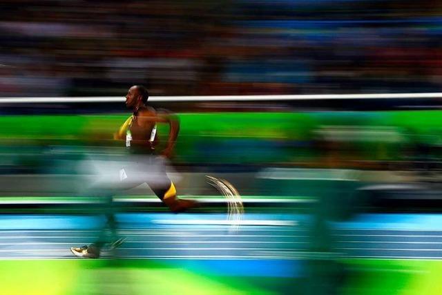 Laufen, Springen, Werfen