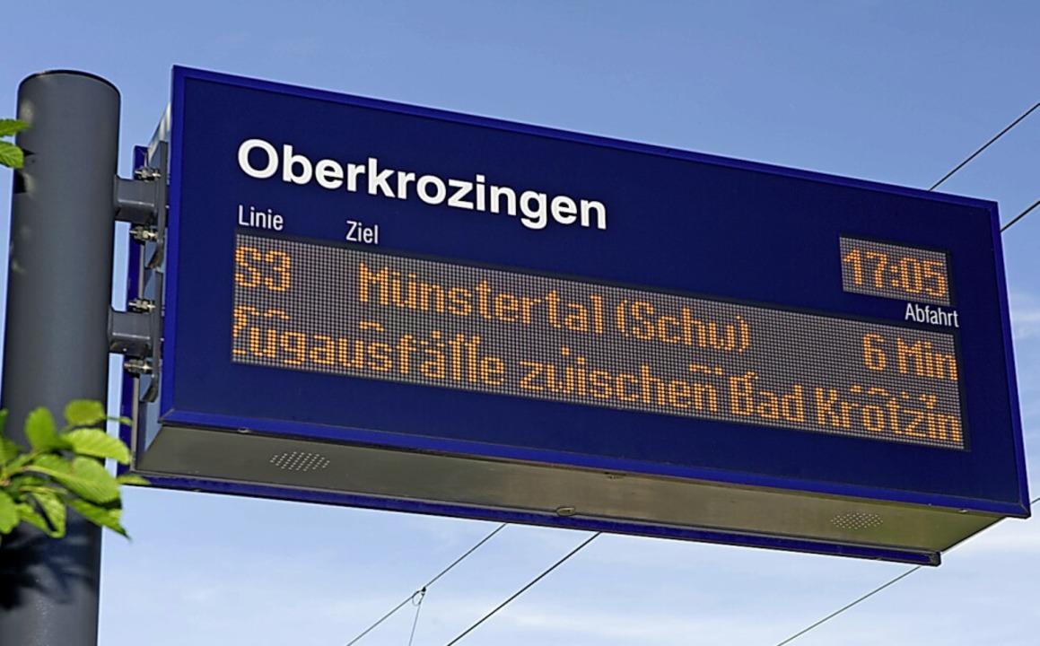 Erst nach 17 Uhr rollte es auf der Mün...ngen war jedenfalls nicht die Ursache.    Foto: Bernhard Seitz