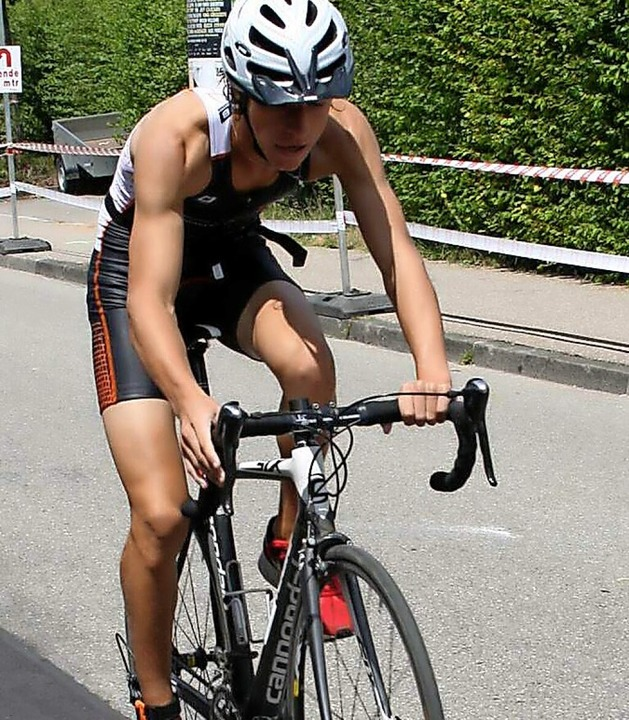 Findet statt: Schopfheimer Triathlon  | Foto: Ralph Lacher