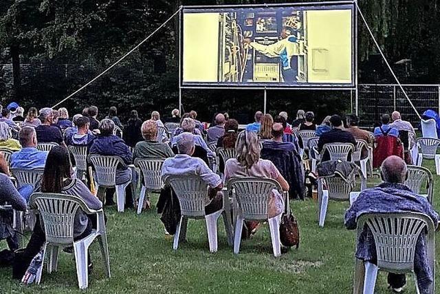 Ab 2. Juli gibt es wieder Filmvergnügen