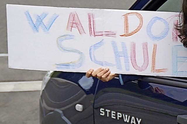 Waldorfschule nimmt Anlauf