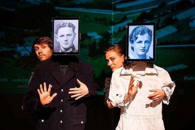 Freiburger setzen sich in Theaterstück mit Kriegserfahrung des Opas auseinander