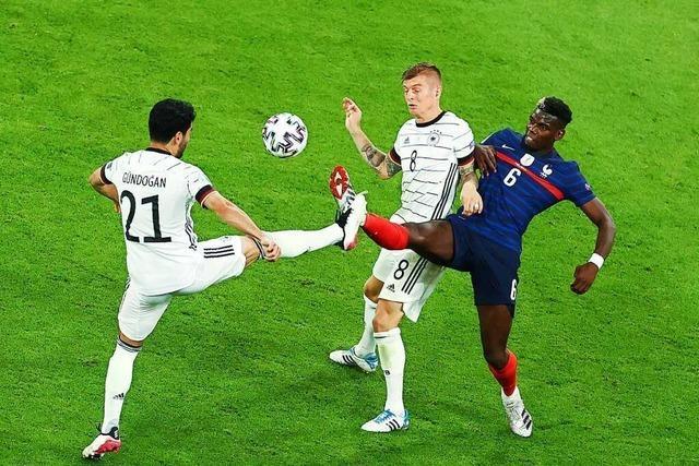 Vor dem Spiel gegen Portugal muss Deutschland viele Hebel bewegen