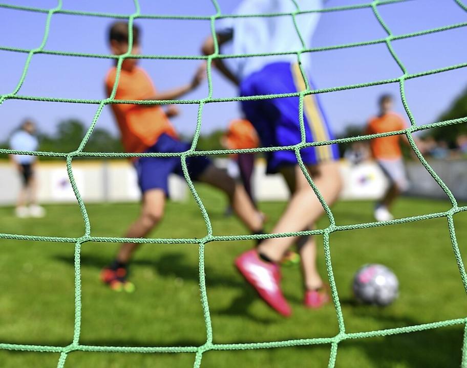 Fußballtalente zu entwickeln, kann eine erfüllende Aufgabe sein.    Foto: Uwe Anspach