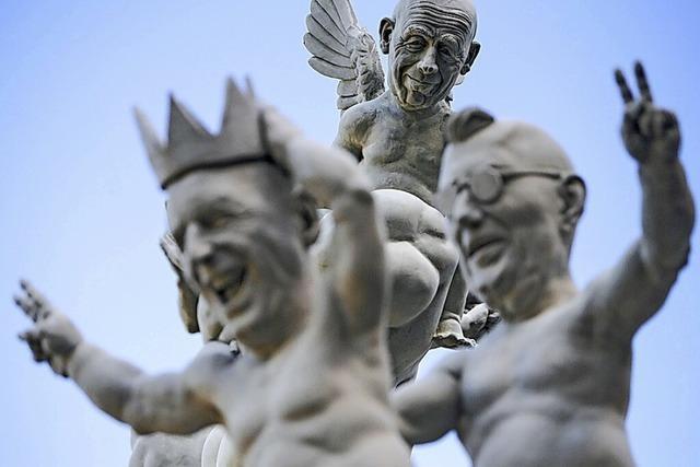 Skulptur soll zurück an den Bodensee