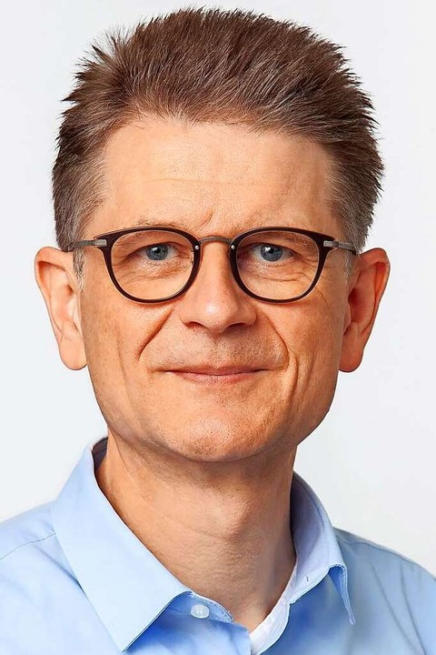 Hartmut Hengel (60) ist Ärztlicher Dir...gie am  Universitätsklinikum Freiburg.    Foto: Universitätsklinik
