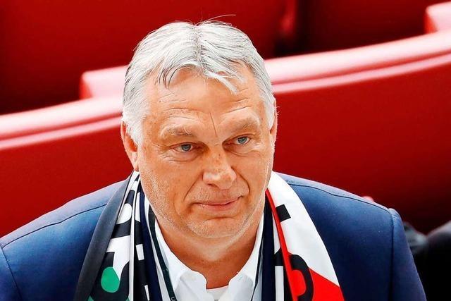 Orbans Hass-Offensive als letzte Chance zum Machterhalt