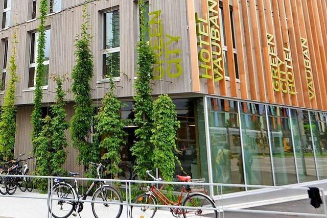 Für Fassaden-Begrünung gibt's Geld von der Stadt Freiburg