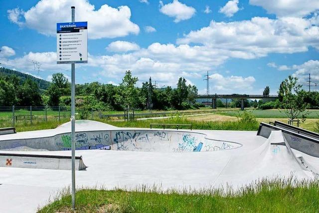 Neue Regeln und Zukunftspläne für den Skaterplatz in Schopfheim