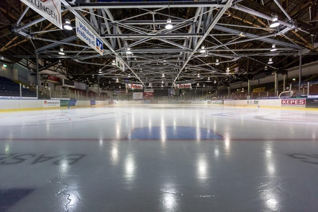 Wie geht es weiter mit der Eishalle in Freiburg?