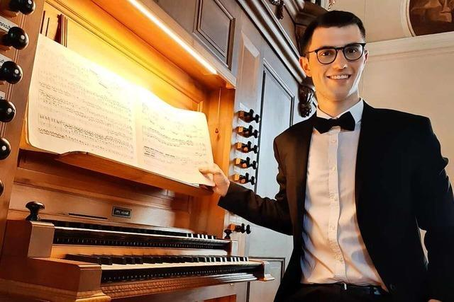 19-Jähriger Todtnauer gewinnt ersten Preis beim Bundeswettbewerb