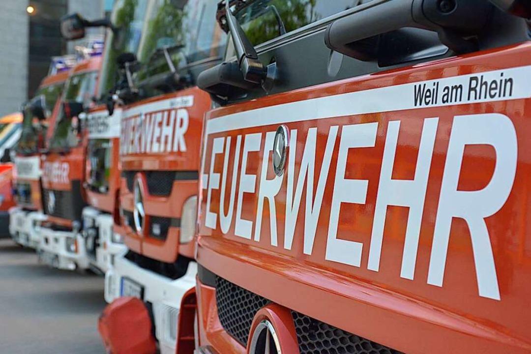 Die Gefahrguteinsätze im Rangierbahnho...er Feuerwehr viel Arbeit (Symbolfoto).  | Foto: Hannes Lauber
