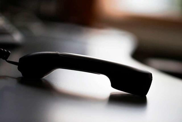 Polizei warnt vor betrügerischen Anrufen
