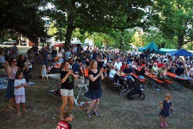 Veranstalter sagen das Stadtgartenfest auch in diesem Sommer ab