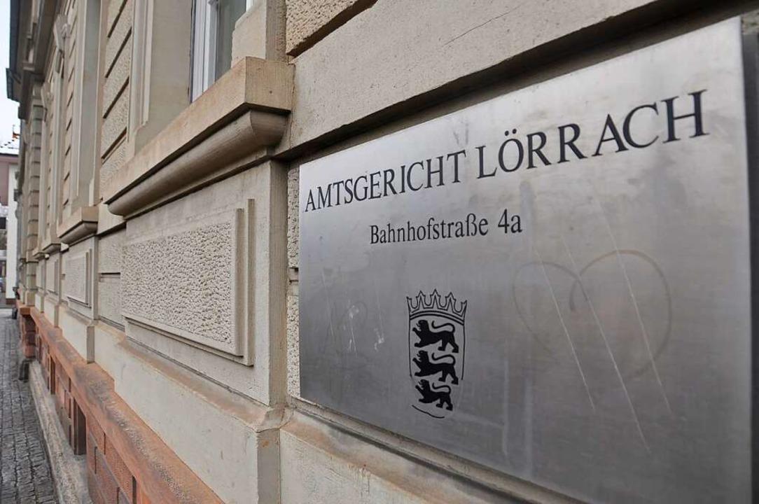 Am Donnerstag ging es in Lörrach um de...stoß gegen das Infektionsschutzgesetz.  | Foto: Daniel Gramespacher