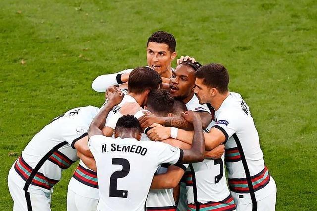 Portugal – und der Glaube an die Gruppe