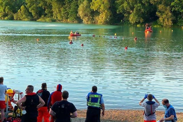 59-Jähriger nach Badeunfall tot aus Schutterwälder Baggersee geborgen