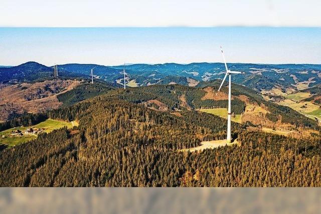 Windpark ist komplett am Netz