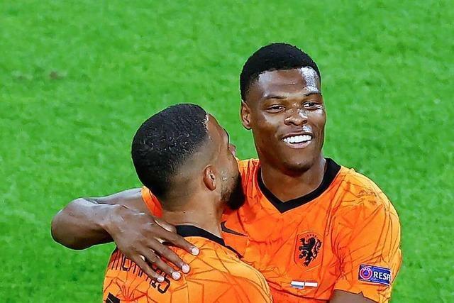 Niederlande als Gruppensieger weiter – 2:0 gegen Österreich