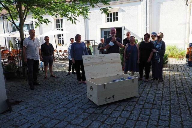 Ohne Tonio Paßlick gäbe es das sozio-kulturelle Zentrum Kesselhaus nicht