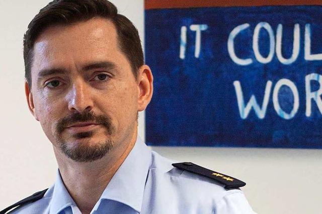So tickt Emmendingens neuer Polizeichef