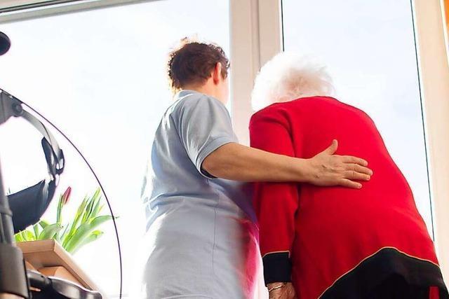 Die Ortenau braucht bis 2030 viel mehr Pflegeplätze