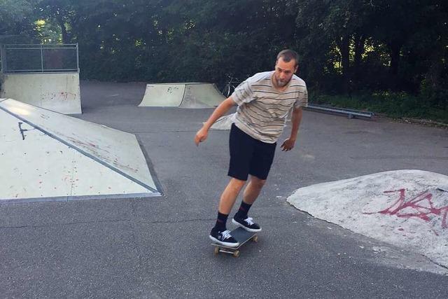 Bekommt der Skaterpark in Rheinfelden neues Leben mit Hilfe von Marmor?