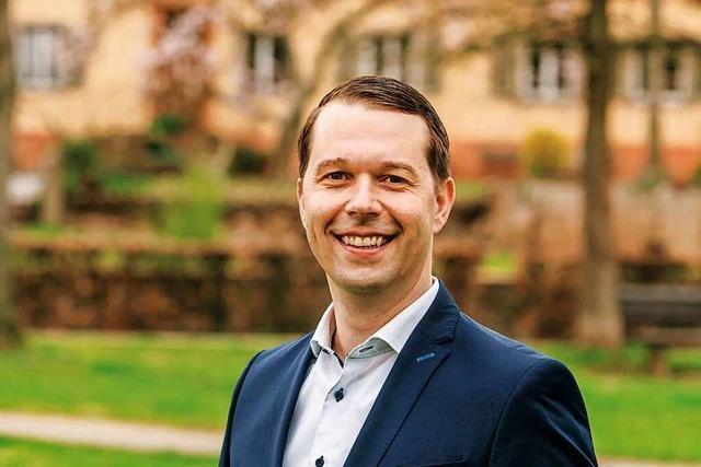 Kandidat Marco Gutmann stellt sich vor