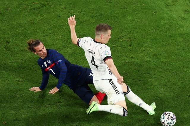 Warum die Viererkette fürs deutsche Team Vorteile hätte