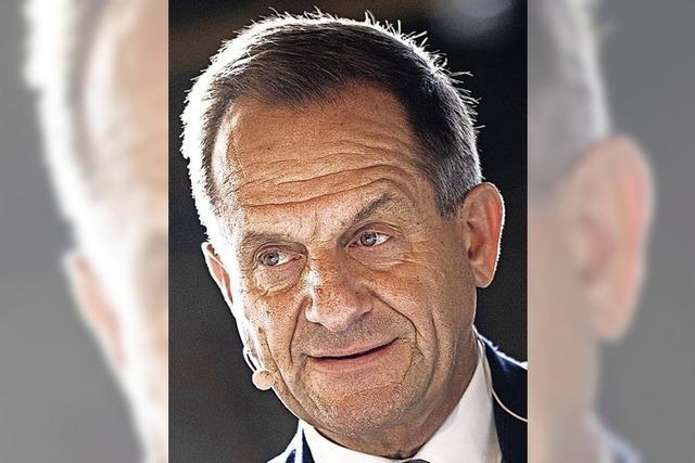 DOSB sucht Nachfolger für Alfons Hörmann