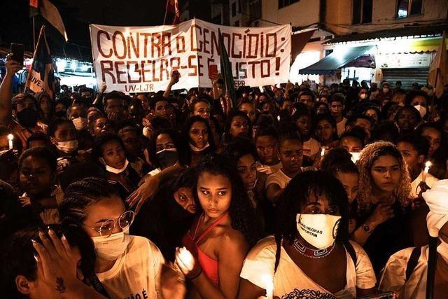 Wie der Krieg gegen die Drogen in Brasilien immer brutaler wird