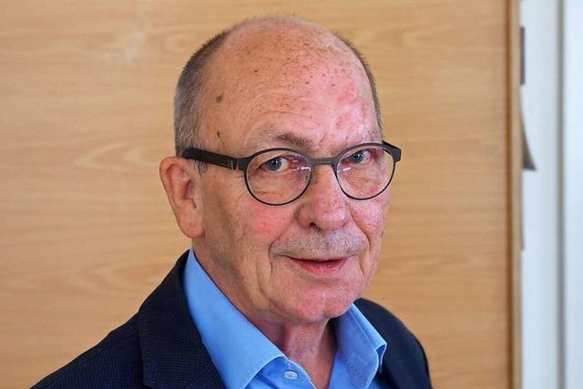 Klaus Halberstadt − ein Nimburger Pfarrer mit Temperament