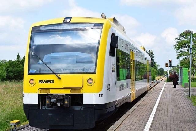 Linke Liste Ortenau moniert Hitze in Zügen, SWEG weist Vorwürfe zurück