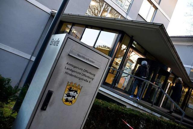 Überfall auf Geldboten in Lahr wird am Landgericht Offenburg verhandelt