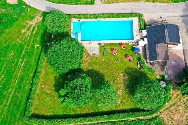 Das Schweigmatt-Bad in Schopfheim wird für Öffnung flott gemacht