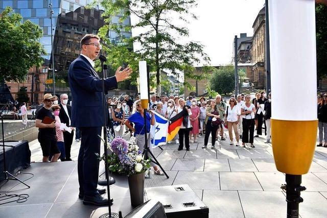 Jüdische Gemeinde Freiburg fordert Zeichen gegen Antisemitismus