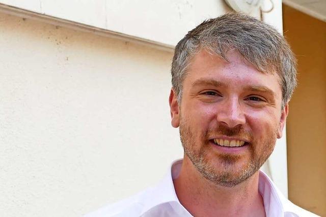 Jonas Hoffmann ist mit seinen ersten drei Monaten im Landtag zufrieden