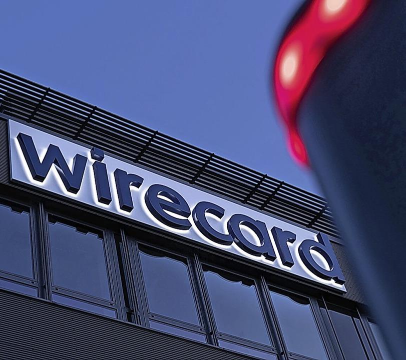 Blick auf die Wirecard-Verwaltung    Foto: Peter Kneffel (dpa)