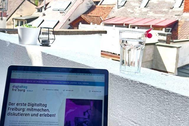 Wie war's beim ersten Freiburger Digitaltag?