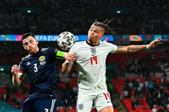 0:0 – die Schotten ärgern die Engländer