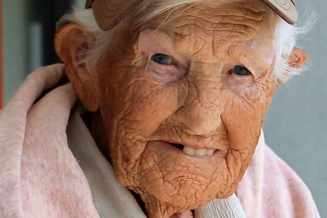 Die älteste Schopfheimerin feiert ihren 104. Geburtstag