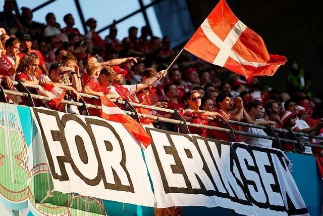 Dänemark hofft auf die eigenen Fans – und den Einzug ins Achtelfinale