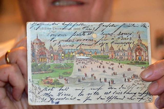 Kuriose Postkarten in Herrischried