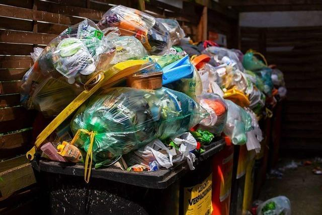Bye-bye Einwegplastik: So lässt sich der Plastikverbrauch verringern