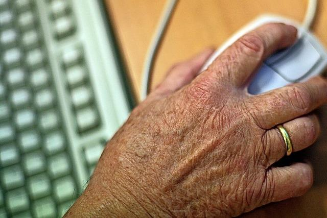 Caritas sucht Digitallotsen für Senioren