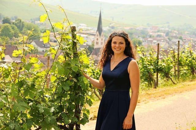 Neue Weinkönigin Katrin Lang setzt auf die Vielfalt badischer Weine