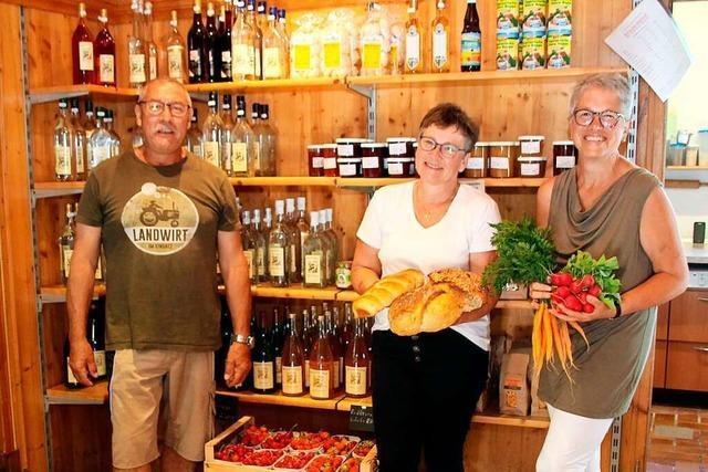 Das Café des Hofladens Gempp in Rümmingen soll bald wieder öffnen