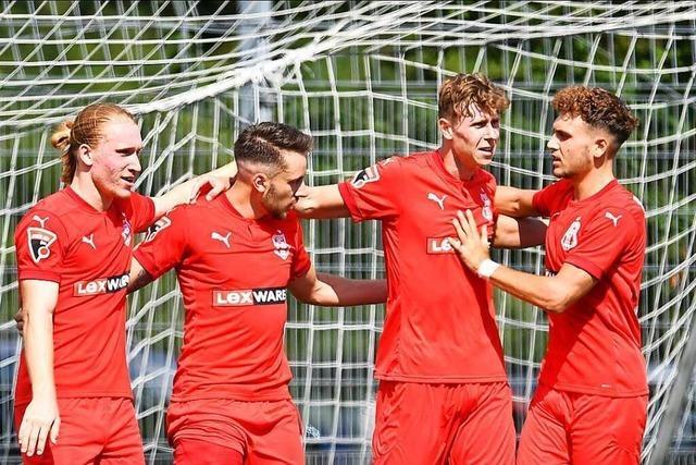 Der Freiburger FC erreicht Finale und träumt vom DFB-Pokal