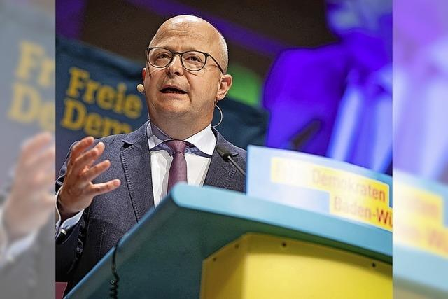 FDP sieht offene Flanke bei der CDU