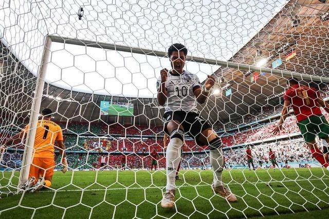 Nach dem 4:2 gegen Portugal – kommt in Deutschland nun die große Euphorie auf?
